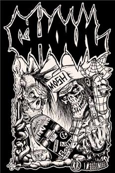 GHOUL #4 - numbskulls backpatch