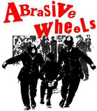 ABRASIVE WHEELS #2 - Riot Cops backpatch