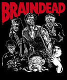 BRAINDEAD - Dead Alive Backpatch