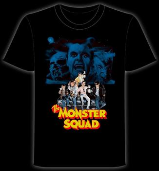 MONSTER SQUAD - The Movie T Shirt