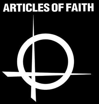 ARTICLES OF FAITH - SMALL PATCH