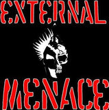 EXTERNAL MENACE - Youth Of Today Backpatch