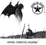 ICONS OF FILTH #5 - Onward Christian Soldiers SMALL PATCH