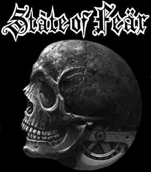 STATE OF FEAR #2 - Tank Backpatch
