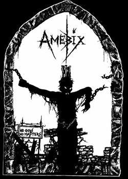 AMEBIX #5 CHAIN GUY SMALL PATCH