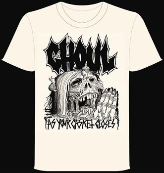 GHOUL #6 - Natural As Your Casket Closes T shirt
