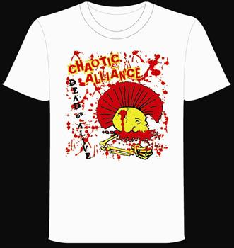 CHAOTIC ALLIANCE #2 - Dead or Alive T shirt