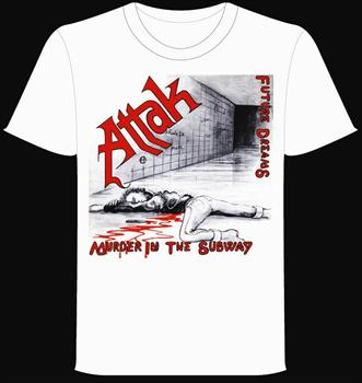 ATTAK #2 - Murder In The Subway T shirt