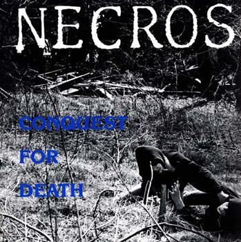 NECROS #3 - Conquest For Death backpatch