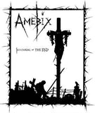 AMEBIX #1 - White Beginning Of The End  backpatch