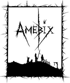 AMEBIX #2 - White backpatch