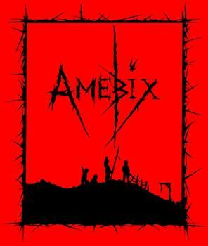 AMEBIX #2 - Red backpatch