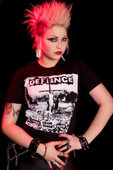 DEFIANCE #2 - Nothing Lasts Forever T-Shirt