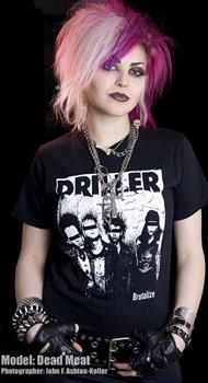 DRILLER KILLER - Brutalize T-Shirt