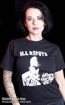 ILL REPUTE - What Happens Next T-Shirt