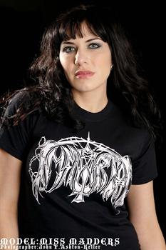 IMMORTAL - Girls Fitted T-Shirt