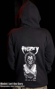 INEPSY #2 - See You In Hell Zipper Hoodies