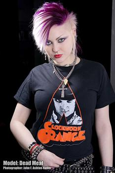 CLOCKWORK ORANGE - Alex T shirt