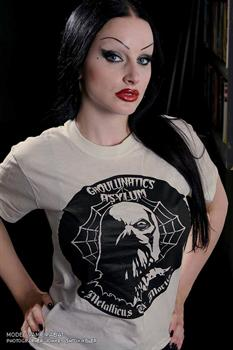 GHOUL #2 - Natural Ghoulunatics Asylum T shirt
