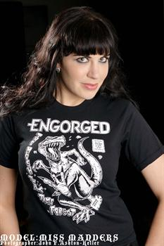 ENGORGED #2 - The Mosh That Time Forgot T shirt