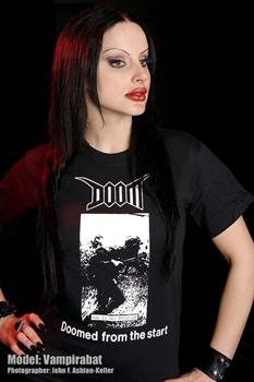 DOOM #1 - Doomed From The Start T shirt