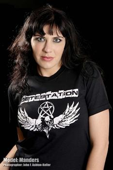 DETESTATION #2 - Gism Ripoff T shirt