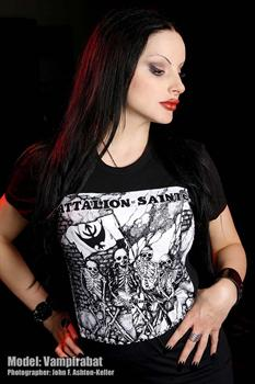 BATTALION OF SAINTS #1 - Fighting Boys T shirt