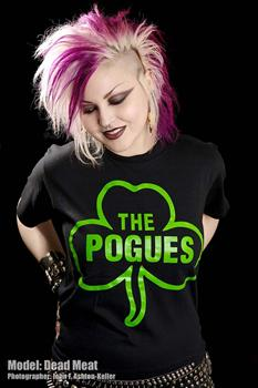 POGUES #2 - Clover T shirt