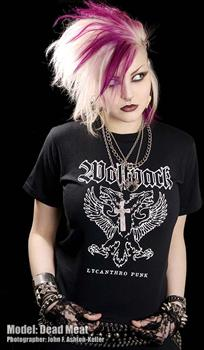 WOLFPACK - Lycanthro Punk T shirt