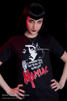MANIAC #2 - Collage T-Shirt
