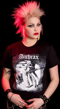 ANTHRAX #2 - Theyve Got It All Wrong T-Shirt