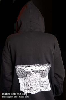 CARCASS #4 - Flesh Ripping Sonic Torment Zipper Hoodies