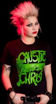 CAUSTIC CHRIST - T-Shirt