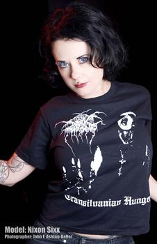 DARKTHRONE #1 - Transylvanian Hunger T-Shirt
