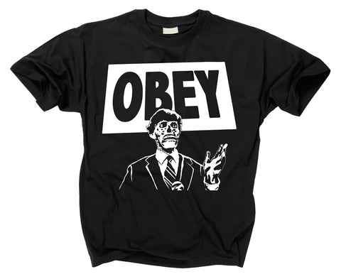 THEY LIVE - Obey T Shirt