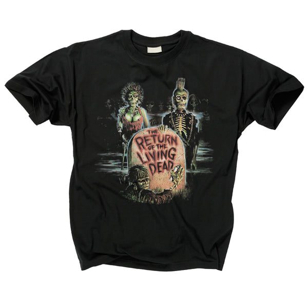 RETURN OF THE LIVING DEAD - Return of the Living Dead #3 T Shirt