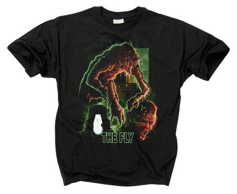 THE FLY - The Fly Brundelfly T Shirt