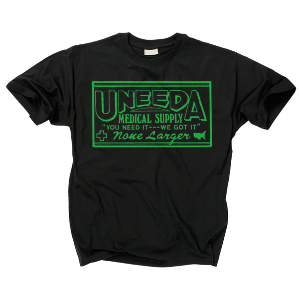 RETURN OF THE LIVING DEAD - UNEEDA Medical Supply T Shirt