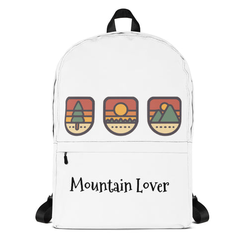 Mochila Mountain Lover
