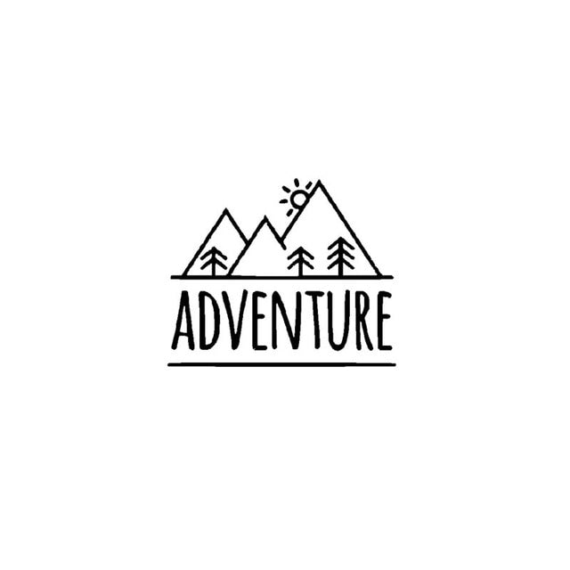 Vinilo Adventure mountains
