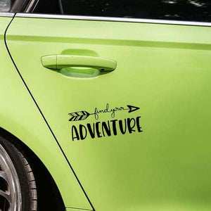 Vinilo find your adventure