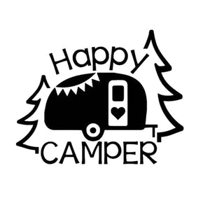 VInilo Happy Camper