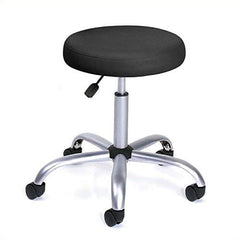 Boss Office Products B240-BK Be Well Medical Spa Stool in Black img 2