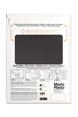 MastaPlasta Self-Adhesive Patch for Leather and Vinyl Repair, XL Plain, Dark Brown - 8 x 11 Inch - Multiple Colors Available img 3