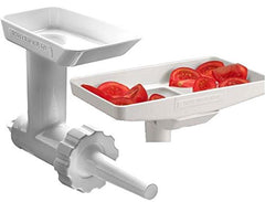 KitchenAid Food Grinder Attachment for Stand Mixer with Bonus Sausage Stuffer