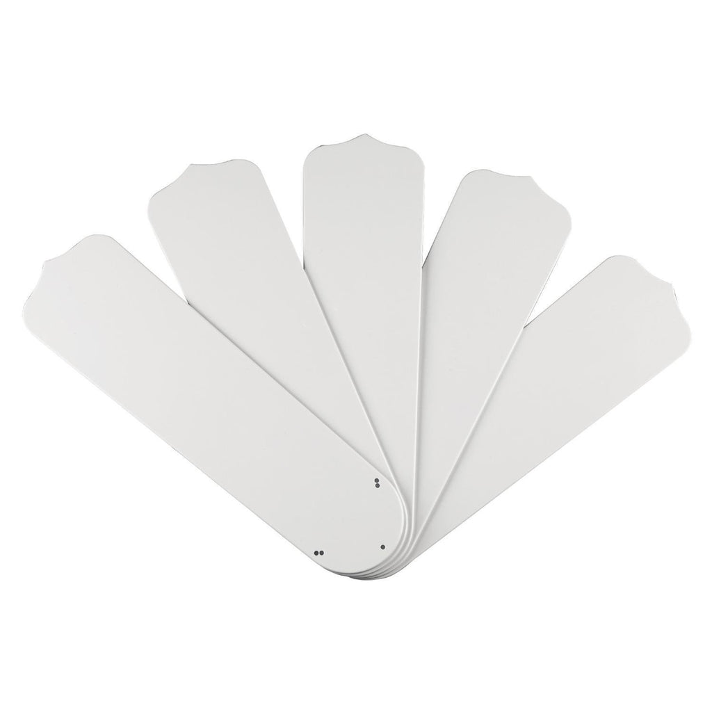 Westinghouse 7741400 Outdoor ABS Resin Fan Blades White (10 Blades)