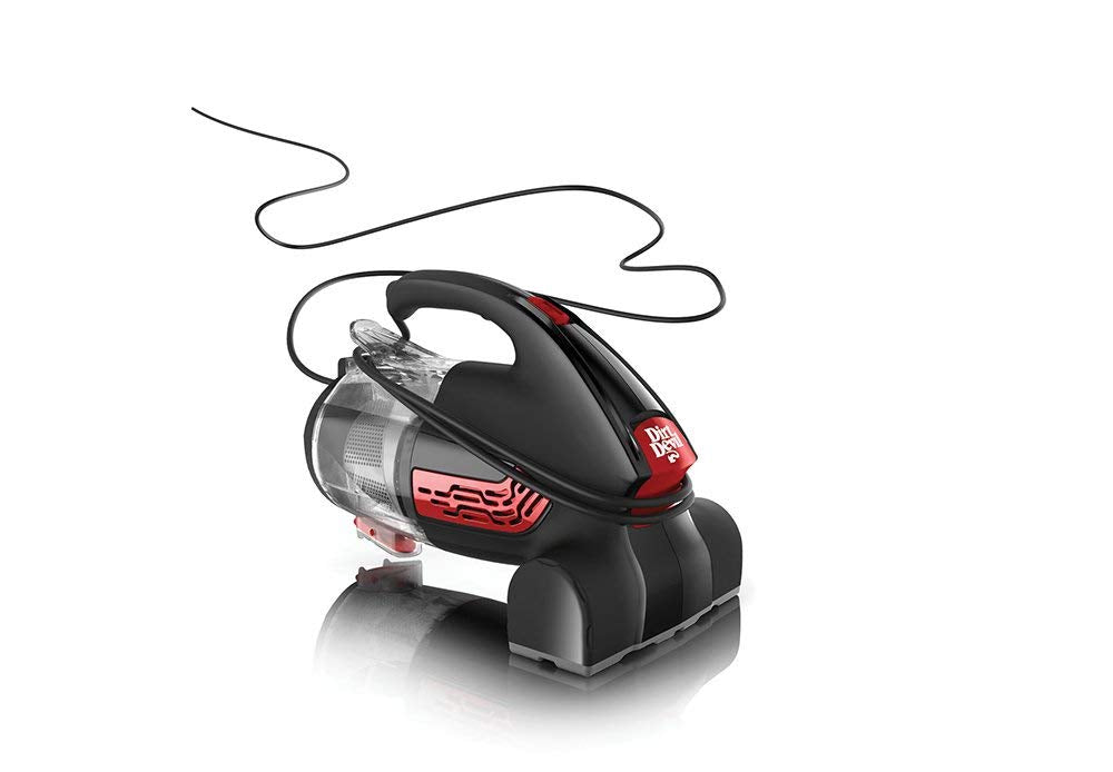 Dirt Devil Hand Vacuum Cleaner The Hand Vac 2.0 Corded Bagless Handheld Vacuum SD12000