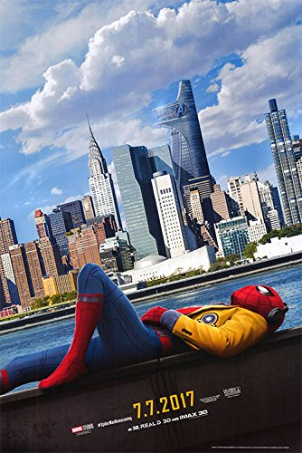 "Spider-Man Homecoming ""A"" POSTER 11x17 Inch Promo Movie Poster"