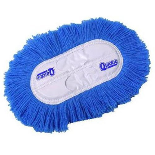 Quickie Swivel-Flex Nylon Dust Mop Refill (3-Pack)