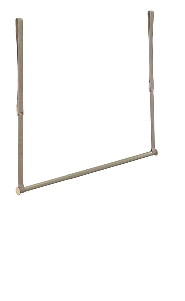 ClosetMaid 31220 Double Hang Closet Rod, Nickel